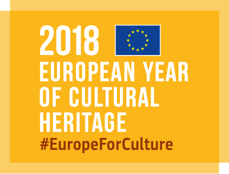 European Year of Cultural Heritage 2018.